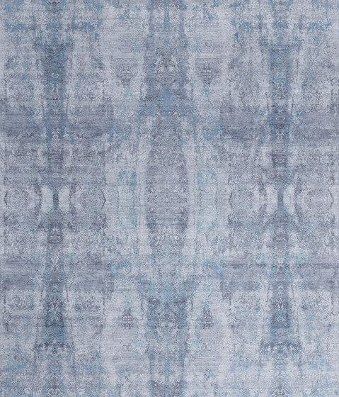 Visual grey blues by THIBAULT VAN RENNE | Rugs