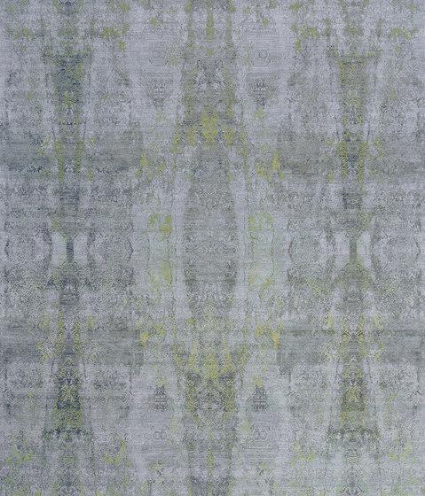 Visual grey lime by THIBAULT VAN RENNE | Rugs