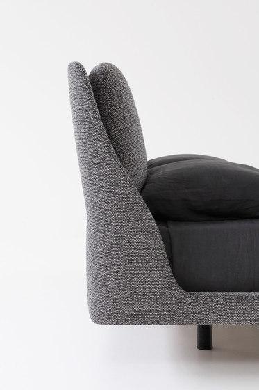 Makura textile bed de PORRO | Camas