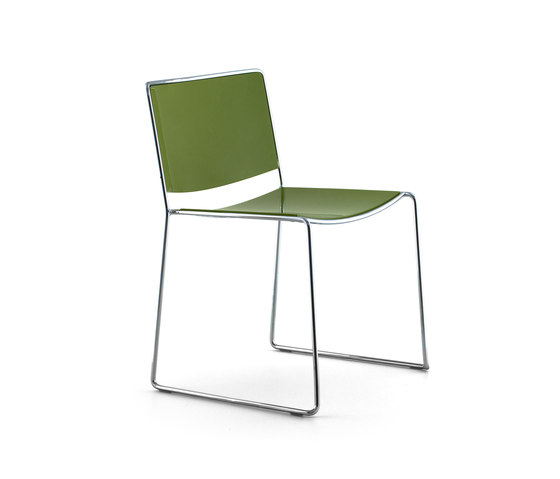 Spindle chair by PORRO | Multipurpose chairs