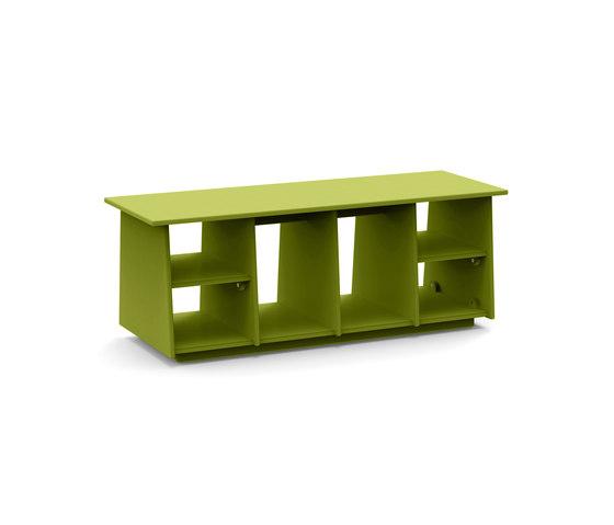 Cubby 46 + boot holes de Loll Designs | Estantería