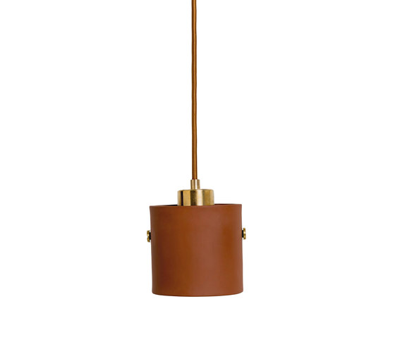 First Light Pendant Terracotta by Another Country | Suspended lights