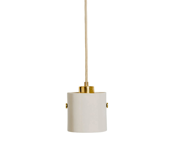 First Light Pendant Cream by Another Country | Suspended lights