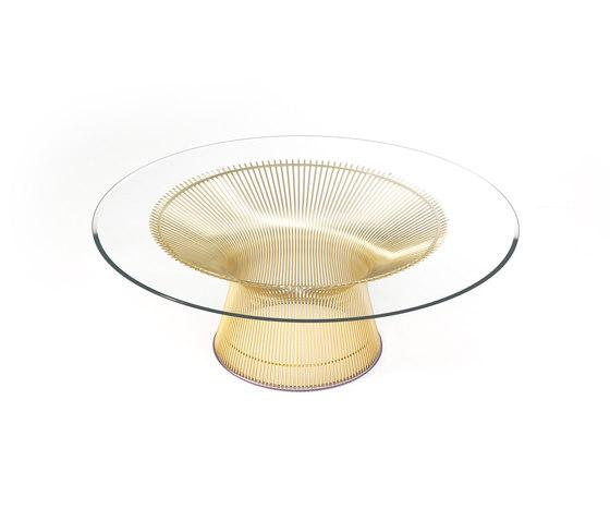 Platner Couchtisch von Knoll International | Couchtische