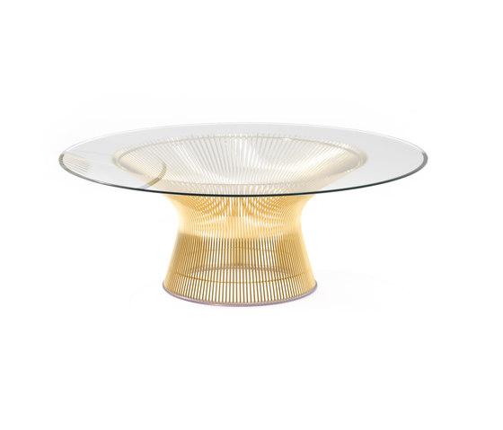 Platner Table basse de Knoll International | Tables basses