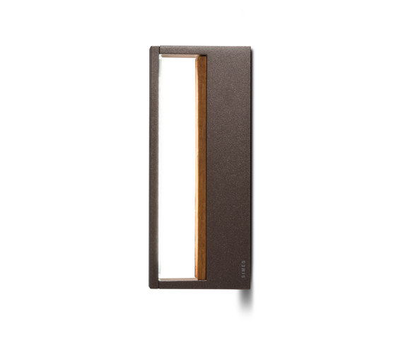 Cool Wood Minicool Applique L 220mm by Simes | Wall lights