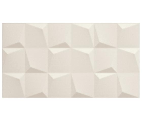 Lumina Cube Beige Matt 30,5x56 RT von Fap Ceramiche | Keramik Fliesen