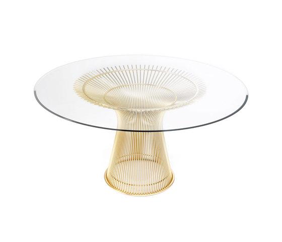 Platner Table de Knoll International | Tables de repas