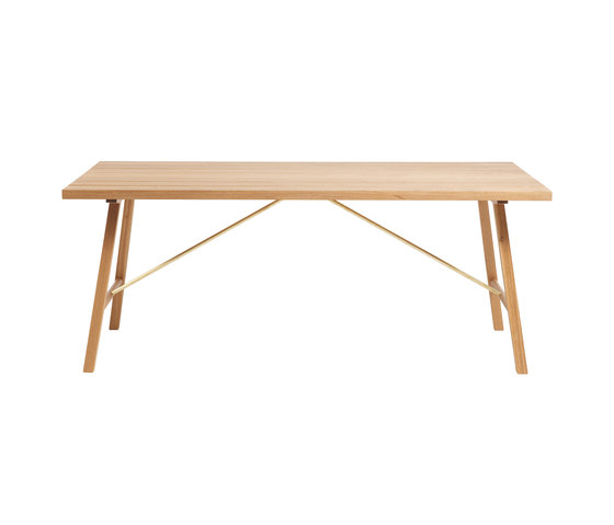 Outdoor Table Two by Another Country | Dining tables