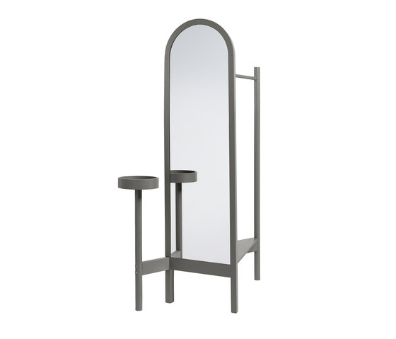 Valet Stand - Ash/Grey by Another Country | Mirrors