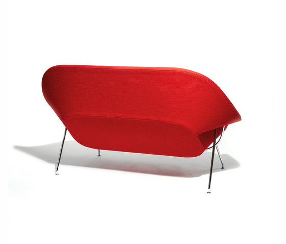 Saarinen Womb Settee von Knoll International | Sessel