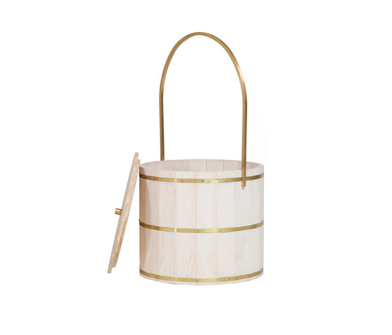 Bucket Two by Another Country | Laundry baskets