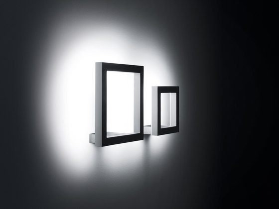 Trim square by Simes | Wall lights