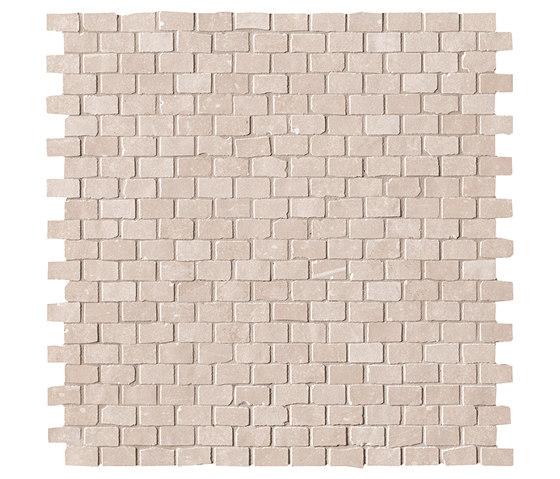 Maku Nut Brick Mosaico de Fap Ceramiche   Mosaicos de cerámica