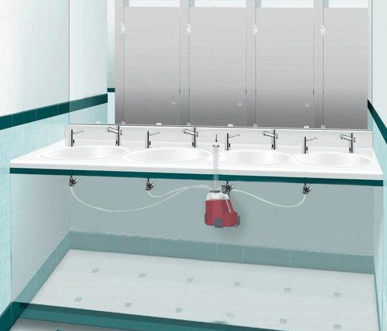 Multifeed Kits by Stern Engineering | Soap dispensers