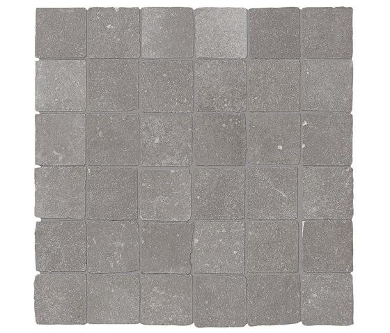 Maku Grey Gres Macromosaico Matt von Fap Ceramiche | Keramik Mosaike