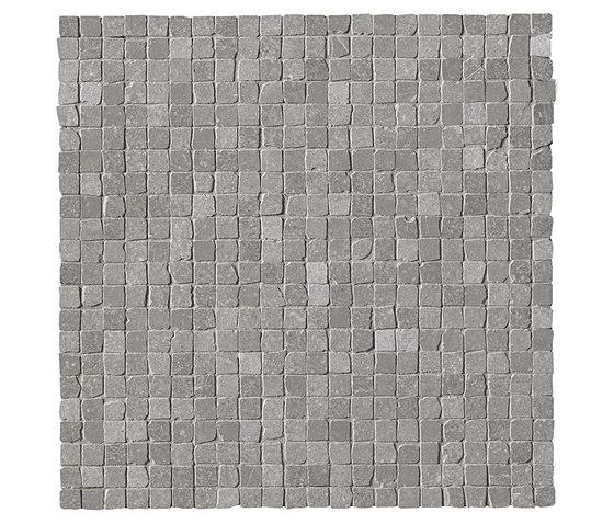 Maku Grey Gres Micromosaico Matt di Fap Ceramiche | Mosaici ceramica