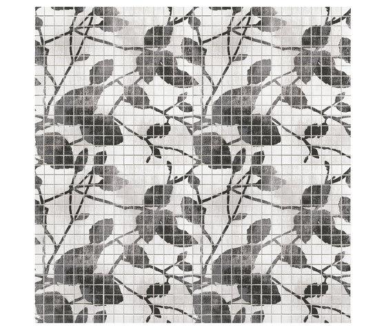 Maku Mosaici Ramage White Mosaico de Fap Ceramiche | Mosaïques céramique