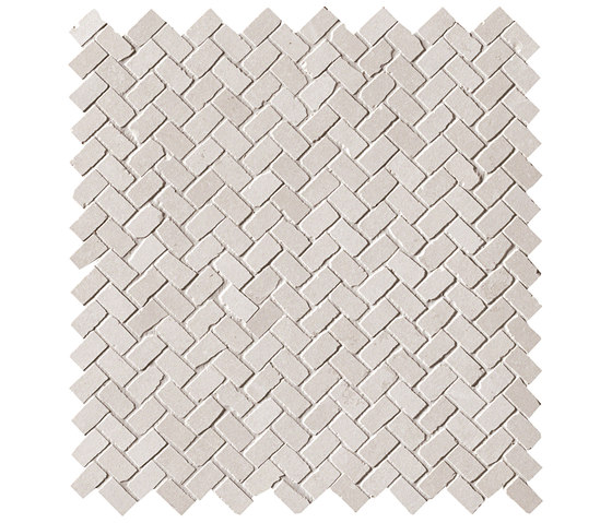 Maku Light Gres Mosaico Spina Matt de Fap Ceramiche | Mosaicos de cerámica