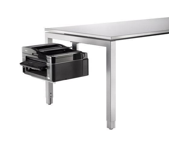 Sitag MCS desk system by Sitag | Table equipment