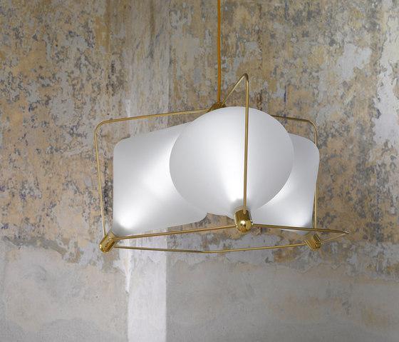 Clover   Pendant 3 by LASVIT   Suspended lights