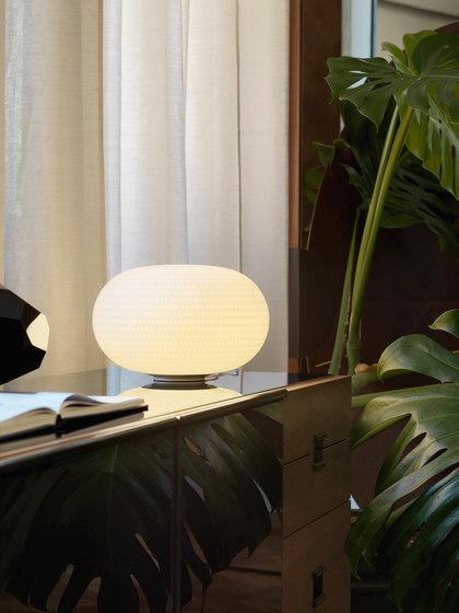 Bianca Table lamp Medium by FontanaArte | Table lights