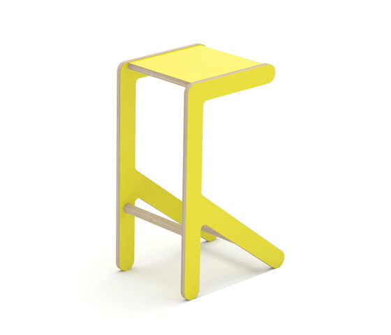 Arrow barstool di KLOSS | Sgabelli bar