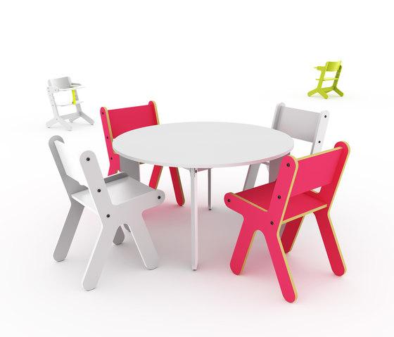Pony table de KLOSS   Mesas para niños
