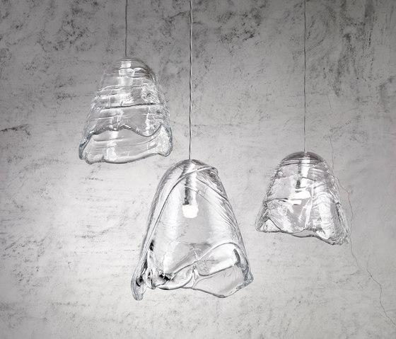 Frozen | Lamp by LASVIT | Suspended lights