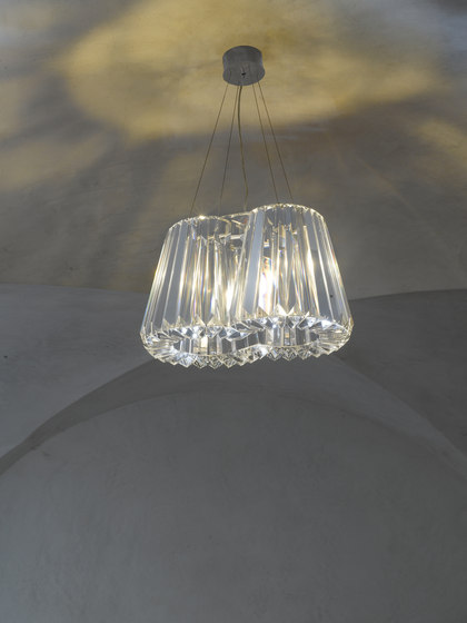 Glitters | Pendant 2 by LASVIT | Suspended lights