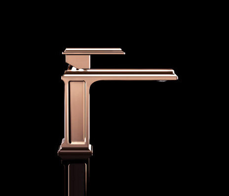 Gessi Fascino Single-Handle Copper Faucet by Gessi USA   Wash basin taps
