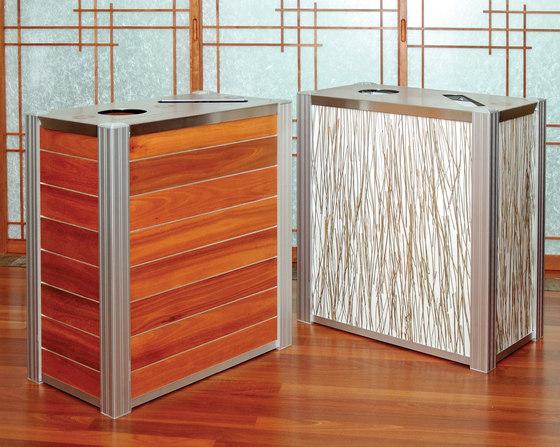 Audubon 21 Gallon Bins by DeepStream Designs | Waste baskets