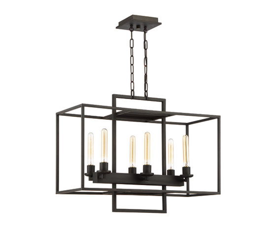 Cubic by Craftmade | Suspended lights