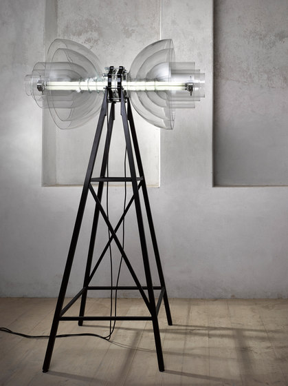 Transmission | Floor Lamp by LASVIT | Free-standing lights