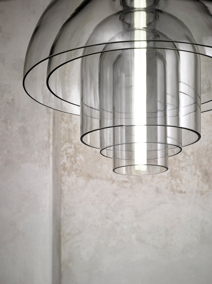 Transmission | Pendant by LASVIT | Suspended lights
