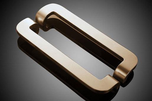 Cast Door Pulls de Forms+Surfaces® | Pasamanos / Soportes