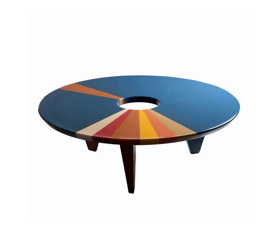 Metaphysics | From above by Hagit Pincovici | Lounge tables