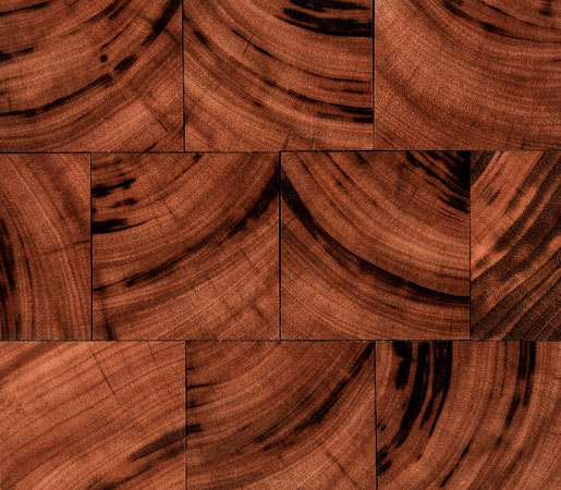 Pave Tigerwood End Grain Panels Wood Flooring From Kaswell