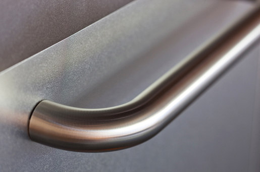 Elevator Interiors by Forms+Surfaces® | Handrails