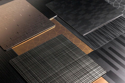 Fused Metal by Forms+Surfaces® | Metal tiles
