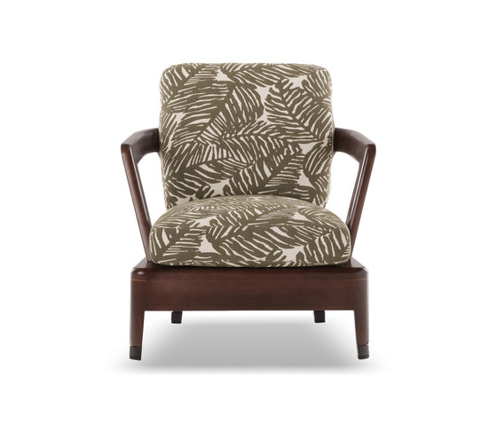 Virginia Outdoor Armachair by Minotti | Armchairs