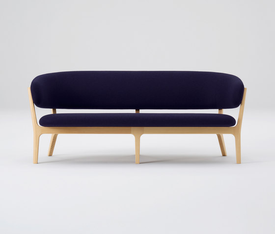 Roundish Two seater sofa de MARUNI | Sofás