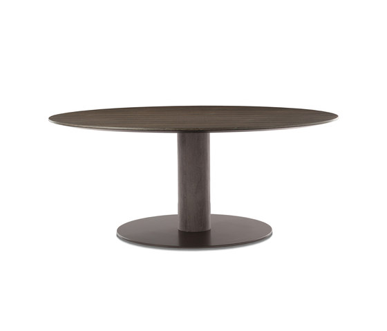 Bellagio Dining  Wood H72 by Minotti | Dining tables