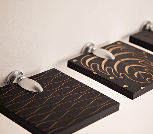 Decorative Gripper Shelf by Gyford StandOff Systems® | Furniture fittings