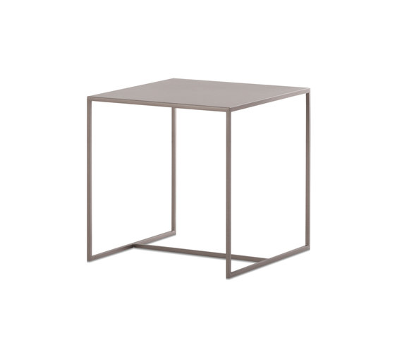 "Duchamp ""Bronze"" Side table de Minotti 