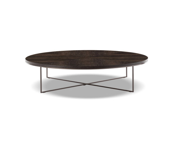 """Calder """"Bronze"""" Coffee table by Minotti 