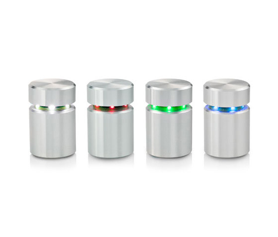 LED Standoffs by Gyford StandOff Systems® | Glass holders