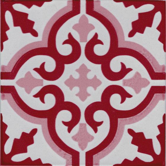 LR 12541 Essaouira rosso e rosa by La Riggiola | Floor tiles