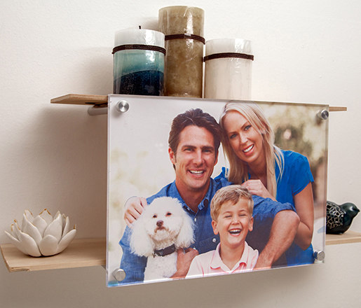Photo Display Hardware by Gyford StandOff Systems® | Sign holders