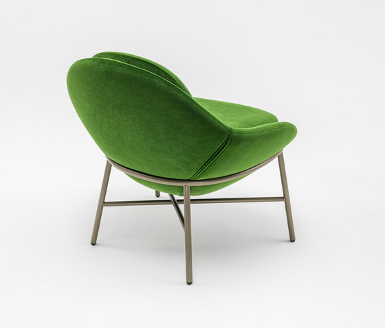 Oyster Armchair di Comforty   Poltrone